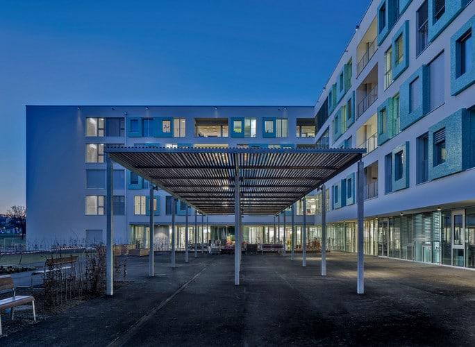 Betagtenzentrum und betreutes Wohnen, Emmen