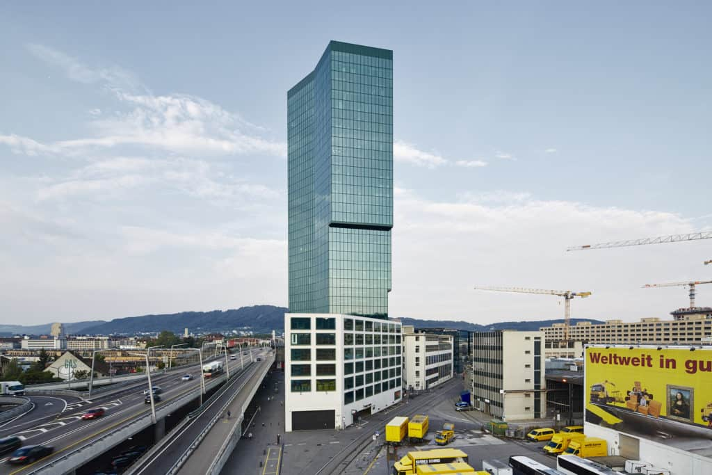 Prime Tower, Zürich / TU