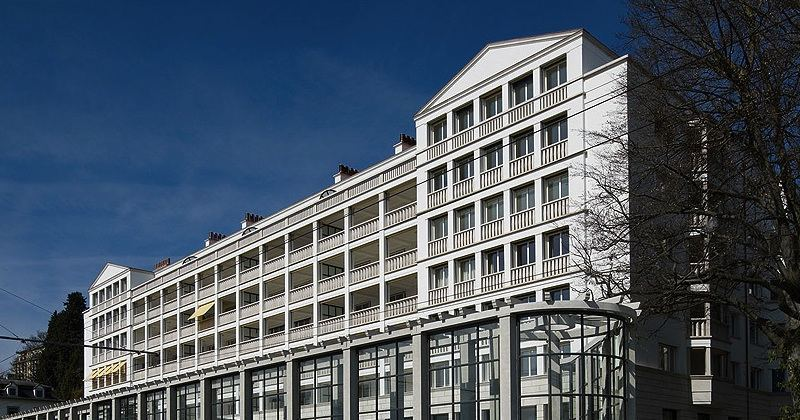 Residenz Tivoli, Luzern